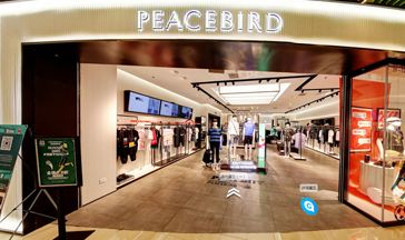peacebird man全景图