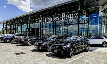 Mercedes-Benz London全景图