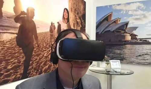 VR+旅游